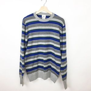 Lacoste | Striped Crewneck Sweater